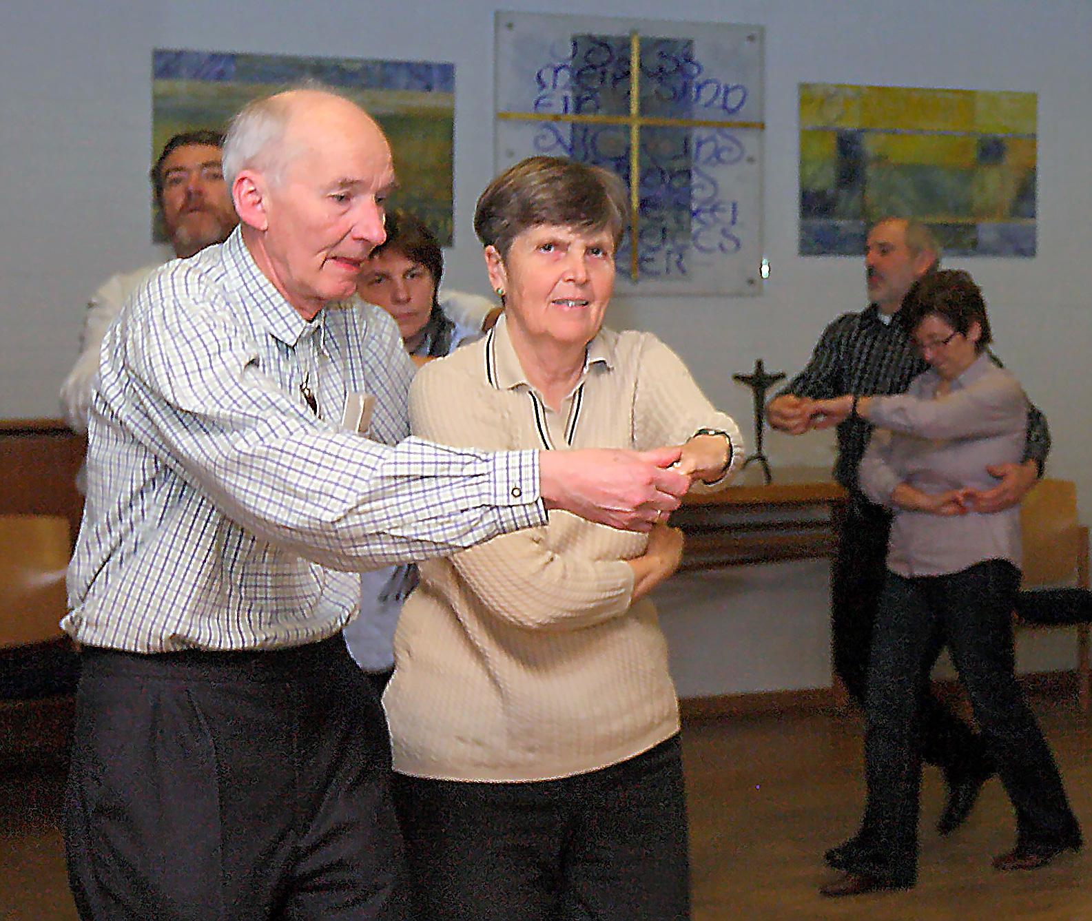 Walter und Christel Bucksch